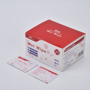 2019 China New Design Antibacterial Alcohol Wipes - Disinfection Wipe – Lantian Bishui