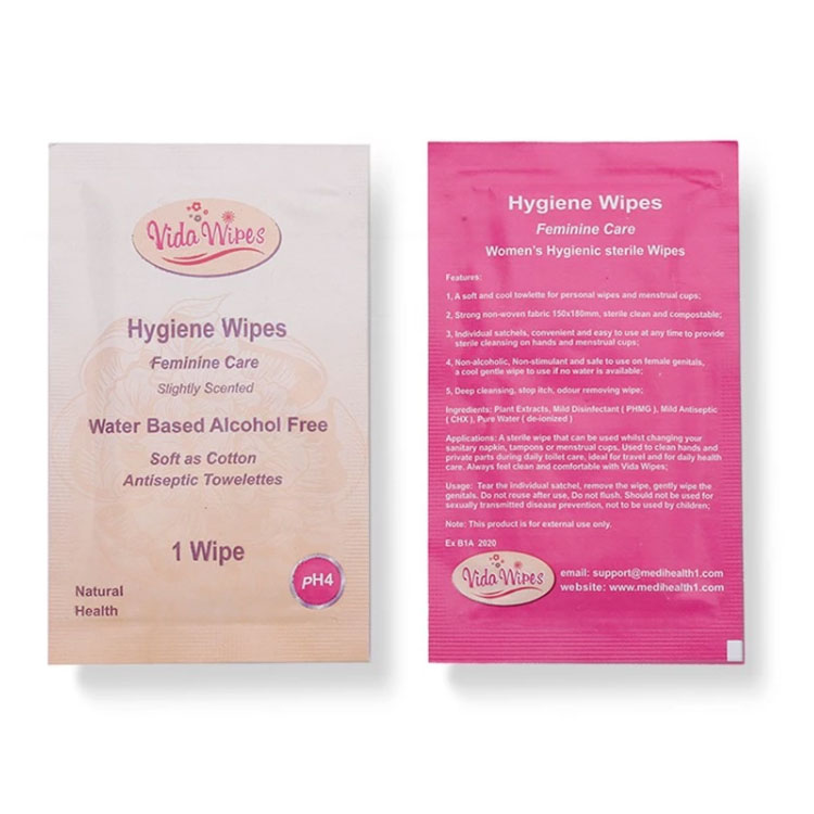High definition Facial Wet Wipes - Female Wet Wipes – Lantian Bishui