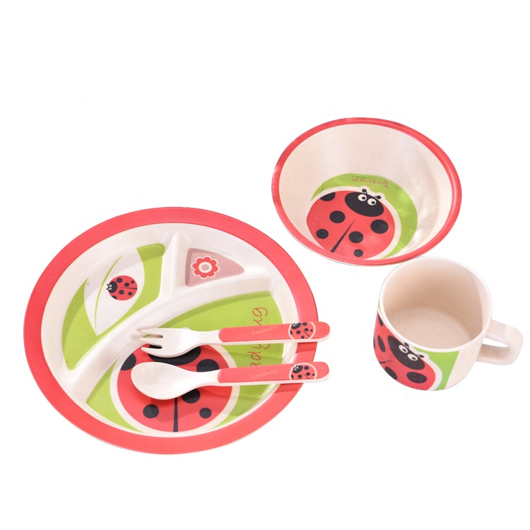 Wholesale Price China Wheat Straw Plate Kids - Delicate practical anti ironing easy to clean tableware set high quality healthy safe and degradable dinner bowl – Naike Featured Image