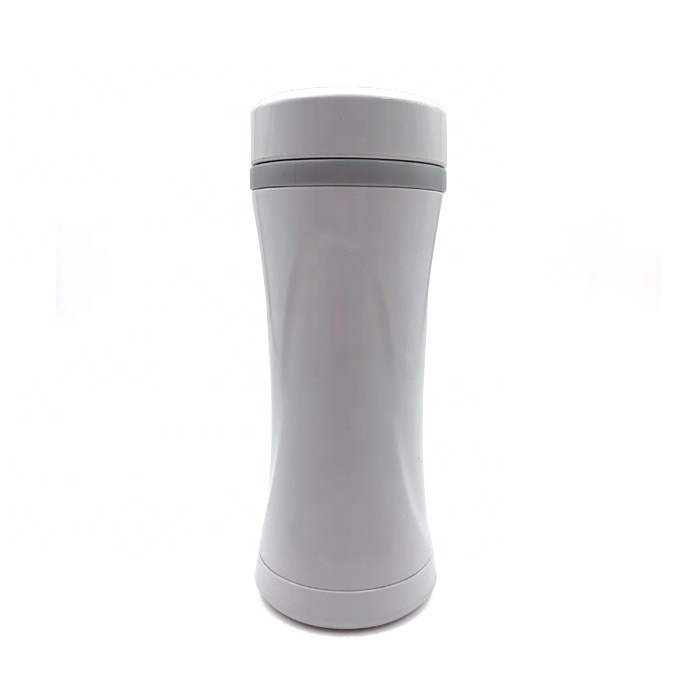 High Quality Custom Health Fashion Thermos Doublewall Pla Vacuum Water Bottles With Lid For Travel