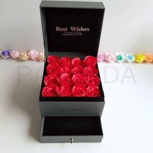Hot Selling for Gift Packing Boxes Online - Flower box – Packada