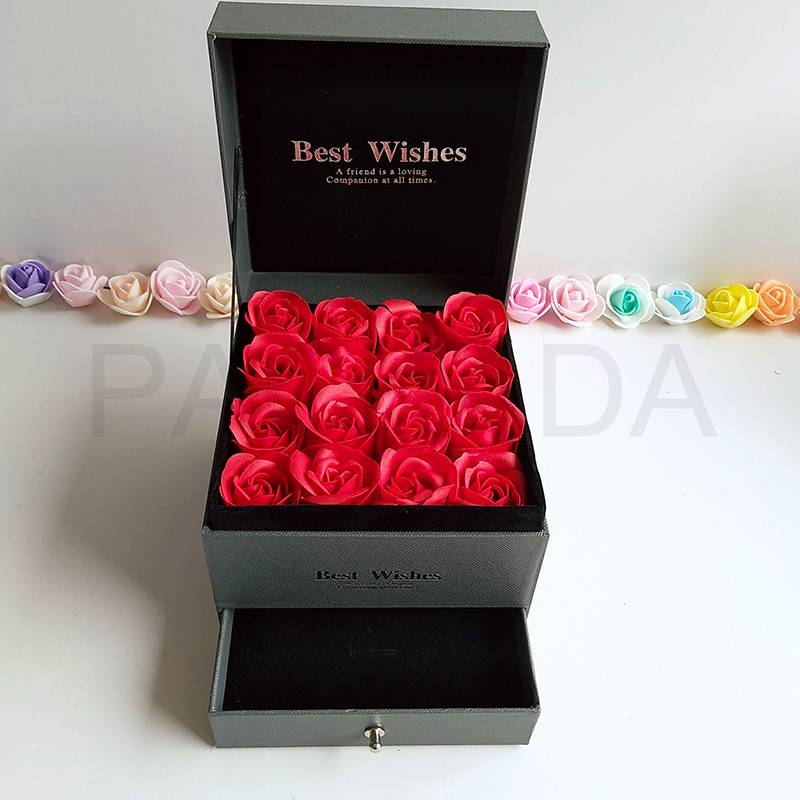 Wholesale Corrugated Shipping Boxes - Flower box – Packada Featured Image