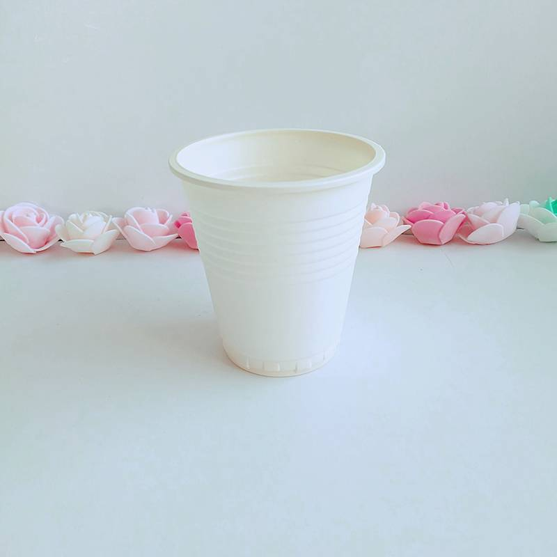Quality Inspection for Biodegradable Pla Cup - Corn starch cup – Packada