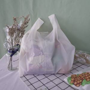Short Lead Time for Reusable Plastic Bags - Supermarket biodegradable bag – Packada