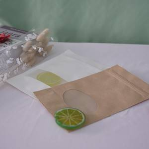 Hot sale Mini Paper Bags - Snack paper bag – Packada