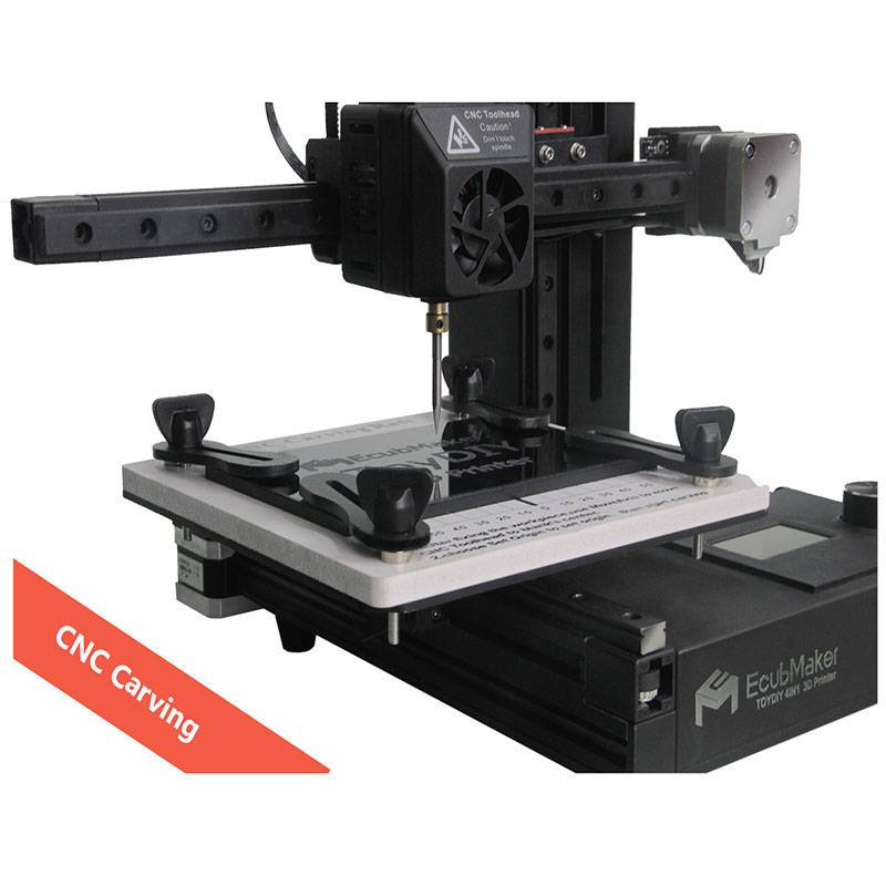 Special Design for 3d Printer Manufacturers - EcubMaker ToyDIY 4in1 specification – Ecubmaker