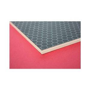Edlon custom size thickness 18mm anti-slip HPL flight packing plywood