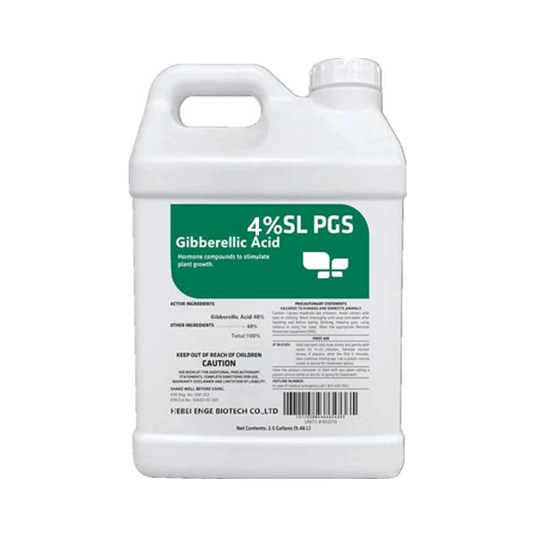 GA3  Plant growth regulator 4%SL