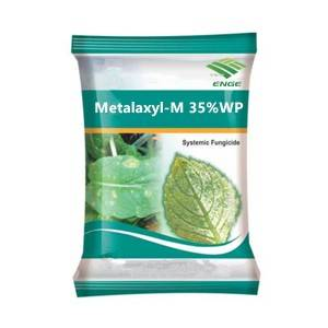 OEM Supply Boscalid 50 Wg - Metalaxyl-M fungicide 35% WP  48% EC in agriculture – Enge Biotech