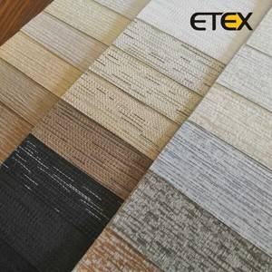 Fast delivery Fabric Horizontal Blinds - Vertical Blind Fabrics – ETEX