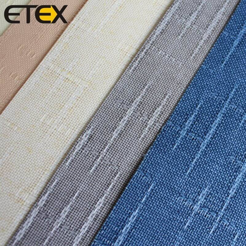 Vertical Blind Fabrics detail pictures