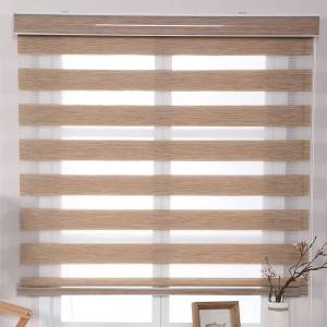 China OEM Bathroom Roller Blinds - Readymade Zebra Blind – ETEX