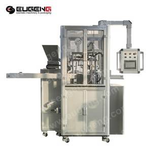 EGCP-08A Auto Powder Pressing Machine