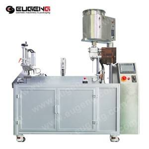 Push Type Heating Mixing Mascara Filling Machine