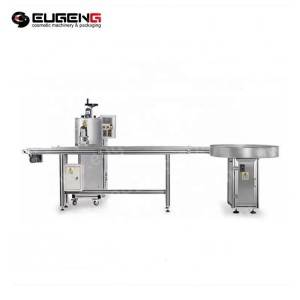 Single Nozzle Hot Filling Machine