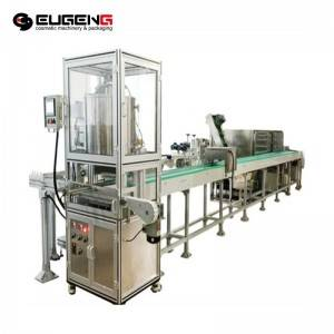 Automatic Lip Balm Filling Machine