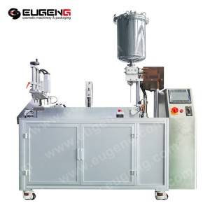 Professional China Automatic Gel Polish Filling Machine - Push Type Mascara Filling Machine – Eugeng