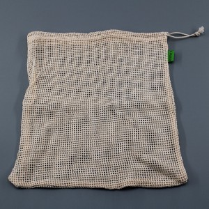 Bottom price Cotton Mesh Produce Bags - Vegetable/Grocery Bags VB19-02 – Ewin