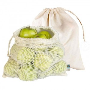 Hot-selling Vegetable Trolley Bag - Vegetable/Grocery Bags VB19-01 – Ewin