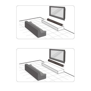 Wholesale Cheap High Quality Home Theatre Stereo 2.0 3D System Big Sound Bar TV Soundbar Wall(SP-608B)