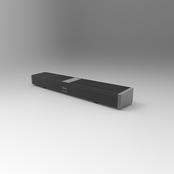 OEM/ODM Supplier Mini Usb Soundbar - 2021 New Sound Bar with Built-In Subwoofers, Bluetooth, and Alexa Voice Control Built-In(SP-620E (S100)) –  Eyin detail pictures