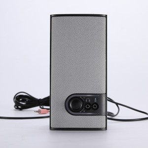 2020 new hifi loudspeaker active bluetooth multimedia speaker from China factory(SP-302)