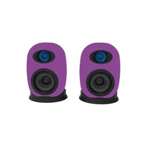 Cheap PriceList for Wireless Bookshelf Speakers - Factory Price Colorful RGB Speakers Bluetooth Wireless Battery Speaker Rechargeable(SP-314) –  Eyin