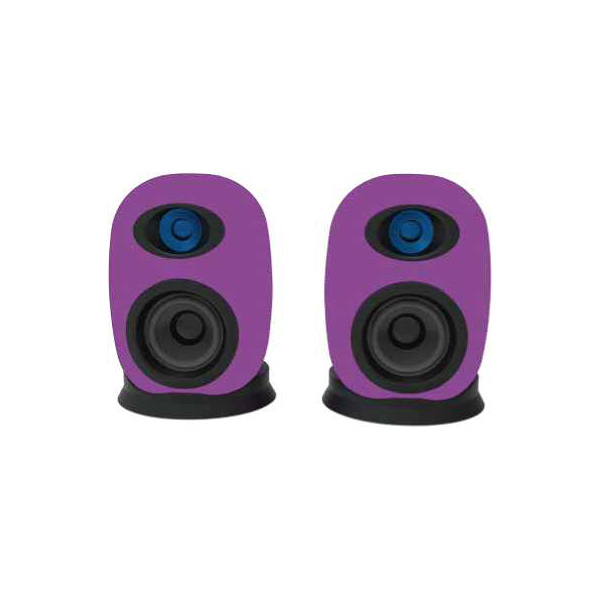 Manufacturer of Portable Microphone And Speaker - Factory Price Colorful RGB Speakers Bluetooth Wireless Battery Speaker Rechargeable(SP-314) –  Eyin