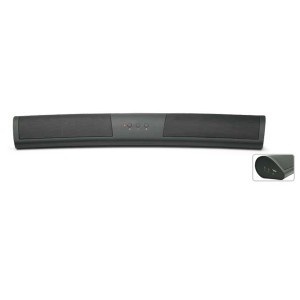 Curved mini  Bluetooth soundbar Music car mini speaker home soundbars for computer laptop (SP-600X-12)