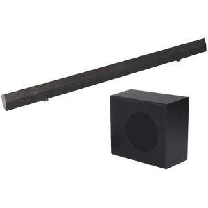 Quality Inspection for Soundbar Subwoofer Wireless - Competitive price speaker 2.1 Channel wireless Bluetooth Soundbar with Subwoofer (SP-616-2) –  Eyin
