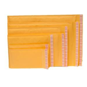 Free sample for Mailing Bags Ireland - Bubble mailer – Fangda