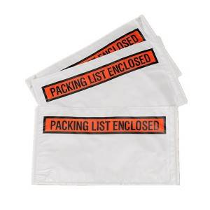 PE Packing List Envelope
