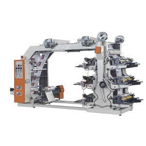 YTG600-1300 Flexo Printing Machine