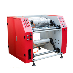 Reasonable price Lamination Machine Roll To Roll - Stretch Film Slitting Machine – Fangyong