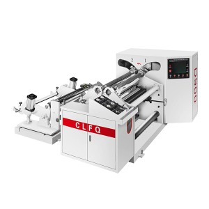 Factory Free sample Roll Laminating Machine - CLFQ1300 Surface Rolling Slitting Machine – Fangyong