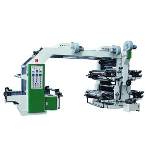 Discount wholesale Gravure Printing Machines - YTZ600-1300 Flexo Printing Machine – Fangyong