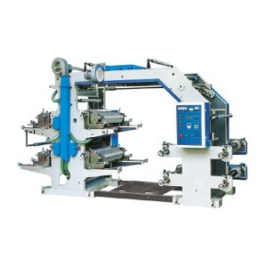 Rapid Delivery for Roll Printing Machine - YT600-1300 Flexo Printing Machine – Fangyong