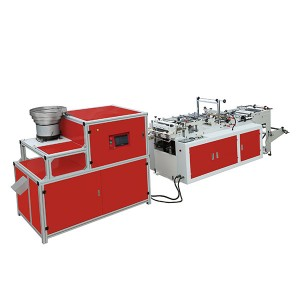 Factory For T Shirt Plastic Bag Making Machine - Automatic Dog Poop Bag Making Machine – Fangyong