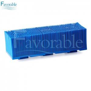 49442 Bristle Block For Kuris Cutting Machine Parts