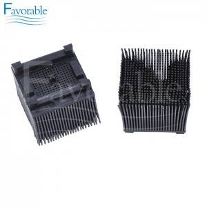 Manufacturer for Yin Bristle - Black Nylon Bristle Brushes Suitable For OROX Cutter Machine   – Favorable