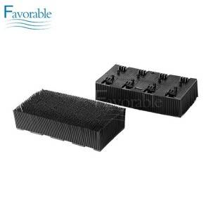 131181 Bristles Brush Block For Lectra MH/Q80/IQ50/M55 Cutter Parts