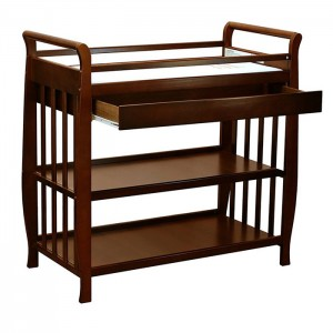 BCT02 Baby Change Table With Drawer