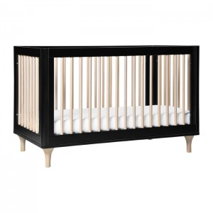 3in1 Wooden Convertible Crib Baby Bed