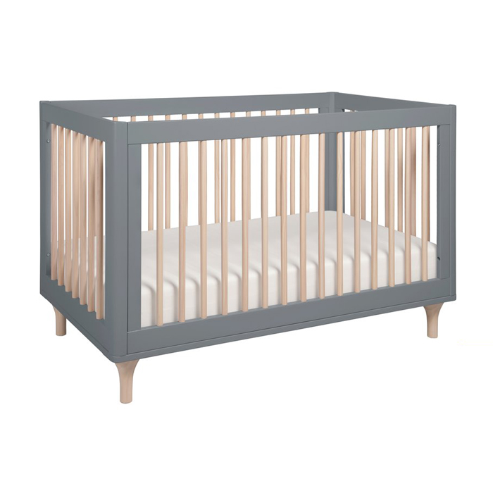 3in1 Wooden Convertible Crib Baby Bed Featured Image