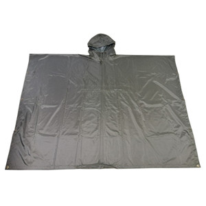New Arrival China Fleece Lining Rainwear - Heavy duty polyester coated PVC rain poncho for sale USD4.5-5 – Forever Bright