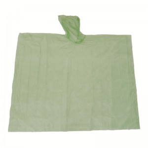 OEM Factory for Pe Raincoat - Disposable PE emergency rain poncho USD0.12-USD0.3 – Forever Bright
