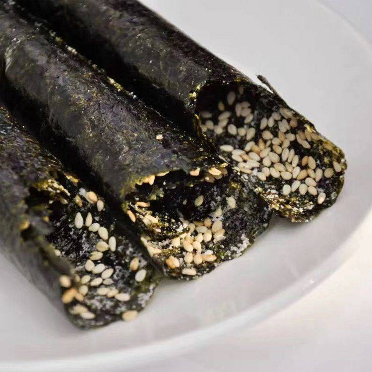 Japanese Yaki Roasted Seaweed Sushi Nori Bulk Wholesale OEM Factory