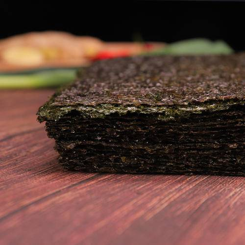 chinese manufacturer wholesale roasted seaweed halal nori