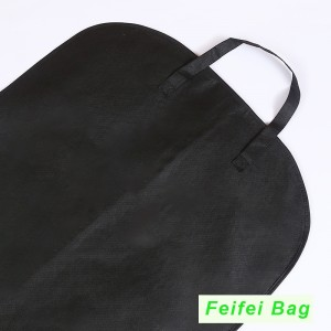 Non-woven cloth garment dust-proof bag eco-friendly custom printing