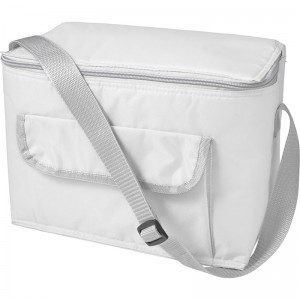 Outdoor Insulated Tote Cooler Food Bag Polyester Lunch Bag For Office Lady And Students